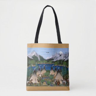 The Nez Perce Bag
