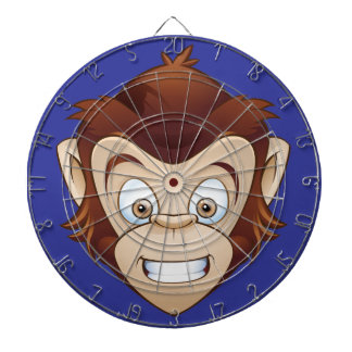 The Nice Drunk Monkey Drunk Monkey Dartboard
