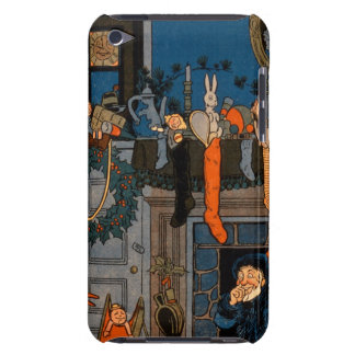 The Night Before Christmas, by Denlow, 1903 (colou iPod Touch Covers