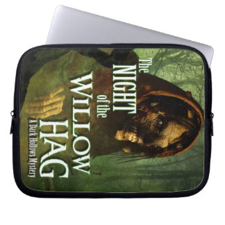 """The Night of the Willow Hag laptop sleeve 10"""""""