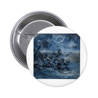THE NIGHT THE ANGELS SLEPT PINBACK BUTTON