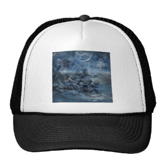 THE NIGHT THE ANGELS SLEPT MESH HAT