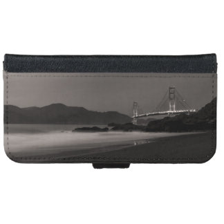 The Night Watch at Golden Gate iPhone 6 Wallet Case