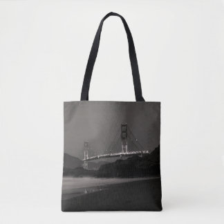 The Night Watch at Golden Gate Tote Bag