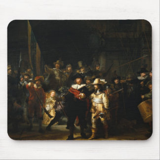 The Night Watch Mouse Pad