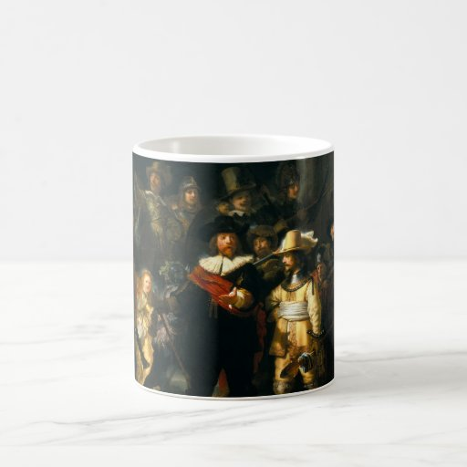 The Night Watch - Rembrandt Mugs