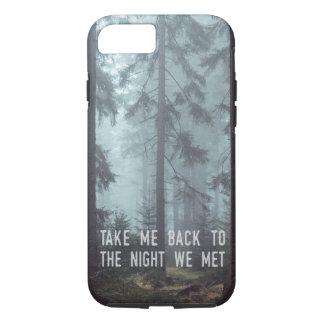 The Night We Met iPhone 8/7 Case