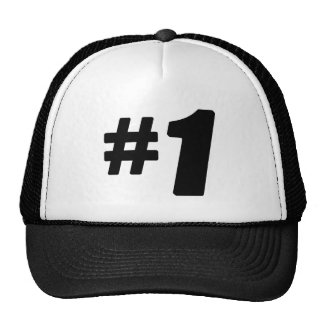 The No. 1 Hat! Trucker Hat