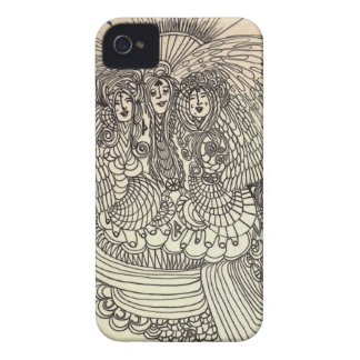 The Norns iPhone 4 Cases