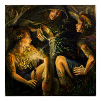 The Norns Poster