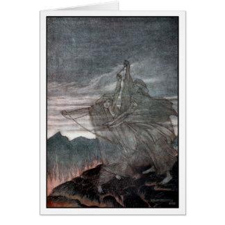 The Norns vanish Card
