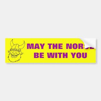 The Norse Bumper Stickers