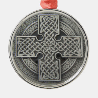 THE NORSE CROSS METAL ORNAMENT
