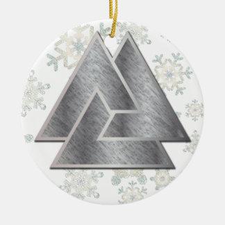 The Norse Valknut Symbol - 3 - Ornament