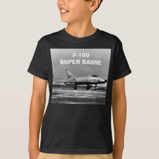 The North American F-100 Super Sabre T-Shirt