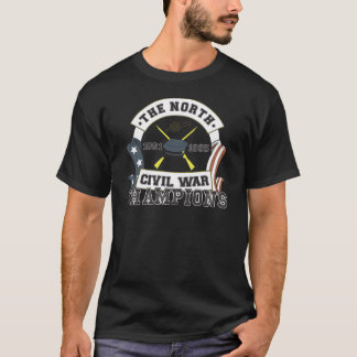The North - Civil War Champions T-Shirt