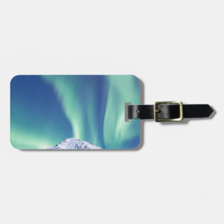 The Northern Lights Luggage Tag