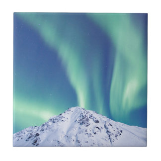 The Northern Lights Tile