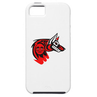 THE NORTHWESTERN PROTECTOR iPhone 5 CASE
