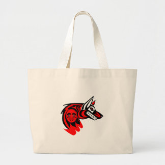 THE NORTHWESTERN PROTECTOR LARGE TOTE BAG