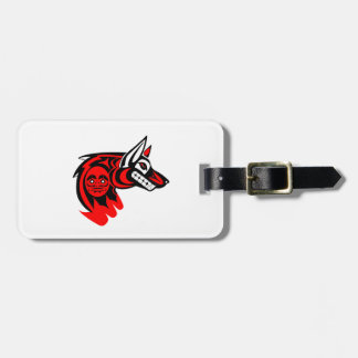 THE NORTHWESTERN PROTECTOR LUGGAGE TAG