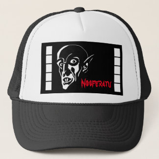 The Nosferatu Vampire Trucker Hat
