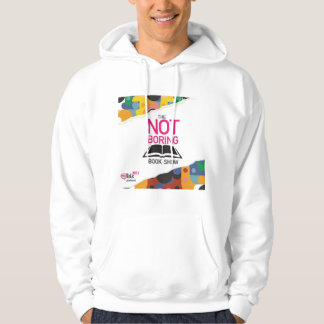 The Not Boring Book Show Men's Hoodie