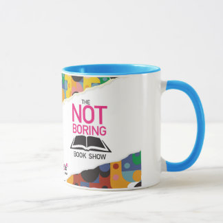 The Not Boring Book Show Ringer Mug