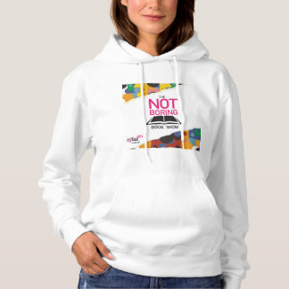 The Not Boring Book Show Women's Hoodie
