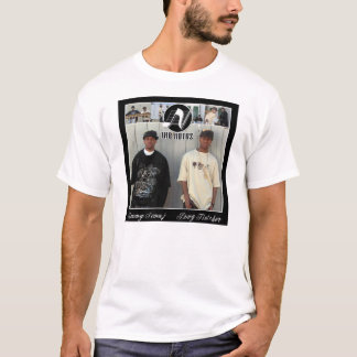 The Notes - Press Kit T-Shirt