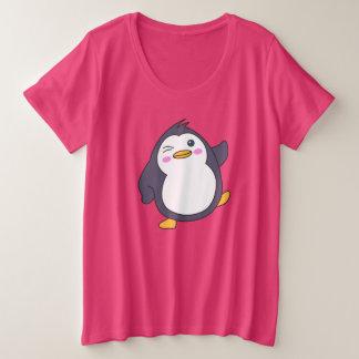 The Notorious Penguin! Plus Size T-Shirt