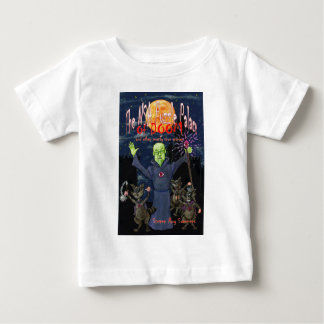 The NSA Puzzle Palace of Doom Baby T-Shirt