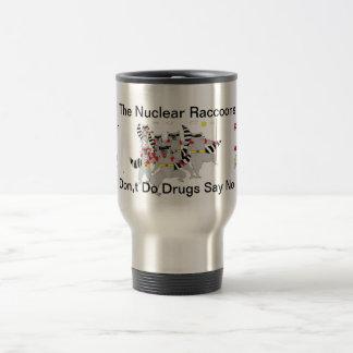 The Nuclear Raccoons Mug