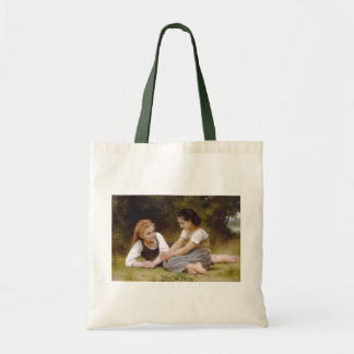 The Nut Gatherers Tote Bag