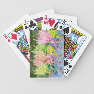"""The Nutcracker Ballet """"Dance of the Flowers"""" Poker Deck"""