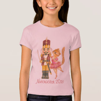 The Nutcracker Ballet Girls T-shirt
