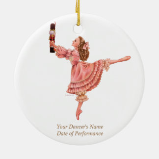 The Nutcracker Ballet Keepsake Ornament