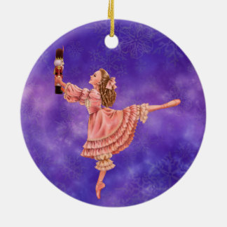The Nutcracker Ballet Ornament