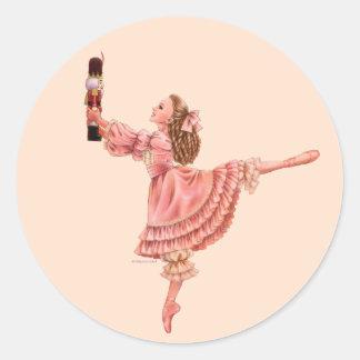 The Nutcracker Ballet Sticker