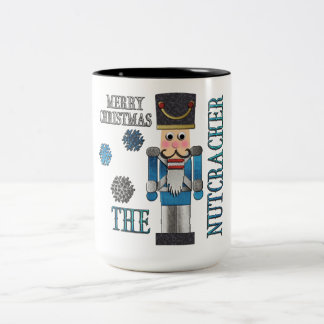 The Nutcracker Christmas Mug