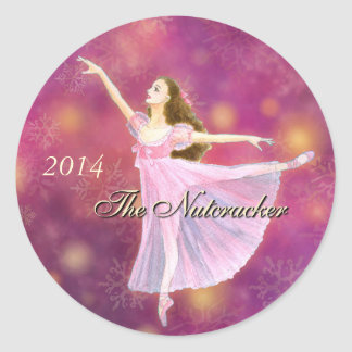 The Nutcracker Commemorative Sticker with Clara