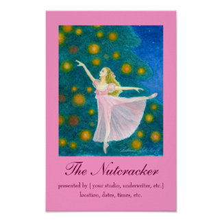 The Nutcracker Poster (customizable)
