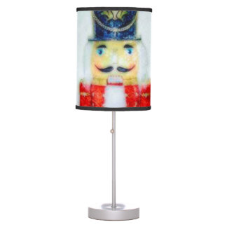 The Nutcracker Table Lamps