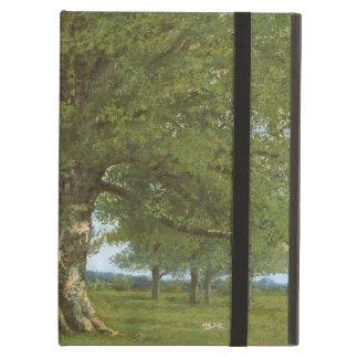 The Oak of Flagey, called Vercingetorix iPad Folio Cases