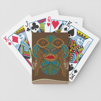 The Oasis Bicycle Playing Cards