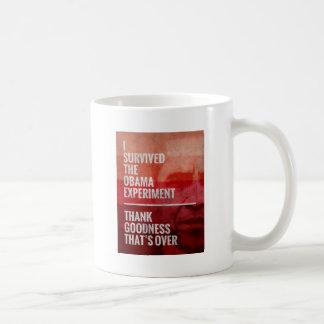 The Obama Experiment Coffee Mug