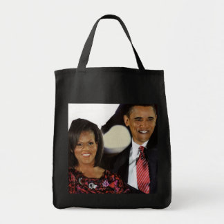 THE OBAMAS large tote