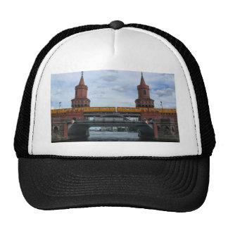 The Oberbaum Bridge, BERLIN Trucker Hat