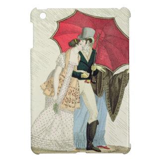 The Obliging Umbrella, plate 40 from 'Le Bon Genre Case For The iPad Mini