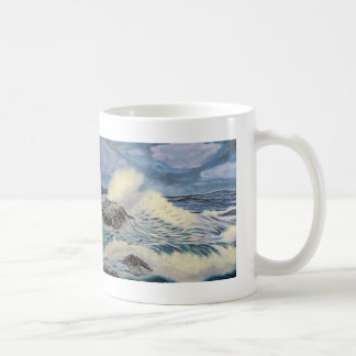 The Ocean - A Force of Nature Coffee Mug